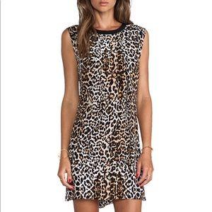 NWOT Cheetah Dress (Pockets)